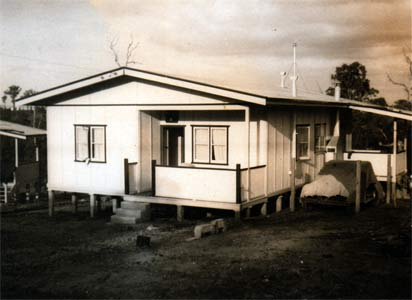 1st House, Warragamba